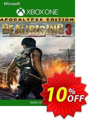 Dead Rising 3: Apocalypse Edition Xbox One discount coupon Dead Rising 3: Apocalypse Edition Xbox One Deal - Dead Rising 3: Apocalypse Edition Xbox One Exclusive Easter Sale offer for iVoicesoft