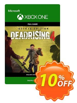 Dead Rising 4 Deluxe Edition Xbox One discount coupon Dead Rising 4 Deluxe Edition Xbox One Deal - Dead Rising 4 Deluxe Edition Xbox One Exclusive Easter Sale offer for iVoicesoft