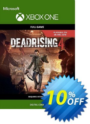 Dead Rising 4 Xbox One discount coupon Dead Rising 4 Xbox One Deal - Dead Rising 4 Xbox One Exclusive Easter Sale offer for iVoicesoft