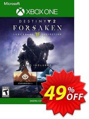 Destiny 2 Forsaken - Legendary Collection Xbox One discount coupon Destiny 2 Forsaken - Legendary Collection Xbox One Deal - Destiny 2 Forsaken - Legendary Collection Xbox One Exclusive Easter Sale offer for iVoicesoft