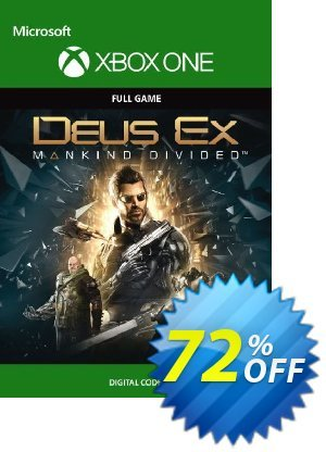 Deus Ex Mankind Divided Xbox One discount coupon Deus Ex Mankind Divided Xbox One Deal - Deus Ex Mankind Divided Xbox One Exclusive Easter Sale offer for iVoicesoft
