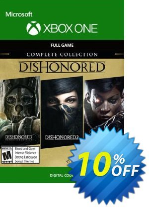 Dishonored Complete Collection Xbox One discount coupon Dishonored Complete Collection Xbox One Deal - Dishonored Complete Collection Xbox One Exclusive Easter Sale offer for iVoicesoft