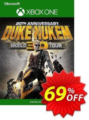 Duke Nukem 3D 20th Anniversary World Tour Xbox One (UK) 優惠券,折扣碼 Duke Nukem 3D 20th Anniversary World Tour Xbox One (UK) Deal,促銷代碼: Duke Nukem 3D 20th Anniversary World Tour Xbox One (UK) Exclusive Easter Sale offer for iVoicesoft