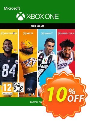 EA Sports 19 Bundle Xbox One discount coupon EA Sports 19 Bundle Xbox One Deal - EA Sports 19 Bundle Xbox One Exclusive Easter Sale offer for iVoicesoft