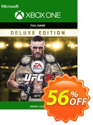 EA Sports UFC 3 - Deluxe Edition Xbox One (UK) discount coupon EA Sports UFC 3 - Deluxe Edition Xbox One (UK) Deal - EA Sports UFC 3 - Deluxe Edition Xbox One (UK) Exclusive Easter Sale offer for iVoicesoft