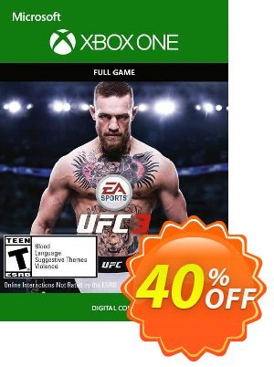 EA Sports UFC 3 Xbox One (UK) discount coupon EA Sports UFC 3 Xbox One (UK) Deal - EA Sports UFC 3 Xbox One (UK) Exclusive Easter Sale offer for iVoicesoft