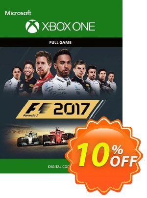 F1 2017 Xbox One discount coupon F1 2017 Xbox One Deal - F1 2017 Xbox One Exclusive Easter Sale offer for iVoicesoft