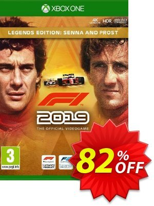F1 2019 Legends Edition Senna and Prost Xbox One (UK) discount coupon F1 2019 Legends Edition Senna and Prost Xbox One (UK) Deal - F1 2019 Legends Edition Senna and Prost Xbox One (UK) Exclusive Easter Sale offer for iVoicesoft