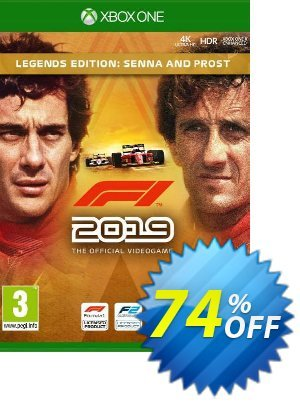 F1 2019 Legends Edition Senna and Prost Xbox One (US) Coupon, discount F1 2021 Legends Edition Senna and Prost Xbox One (US) Deal. Promotion: F1 2021 Legends Edition Senna and Prost Xbox One (US) Exclusive Easter Sale offer for iVoicesoft