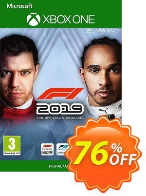 F1 2019 Xbox One (US) discount coupon F1 2019 Xbox One (US) Deal - F1 2019 Xbox One (US) Exclusive Easter Sale offer for iVoicesoft
