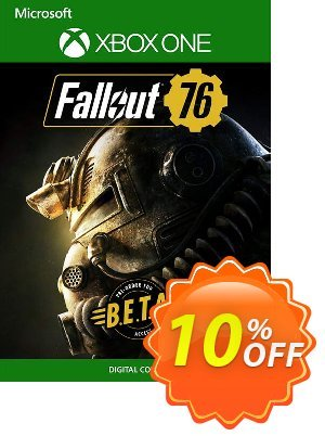 Fallout 76 Inc. BETA Xbox One discount coupon Fallout 76 Inc. BETA Xbox One Deal - Fallout 76 Inc. BETA Xbox One Exclusive Easter Sale offer for iVoicesoft