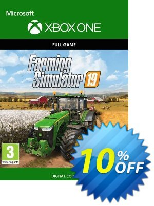 Farming Simulator 19 Xbox One 優惠券,折扣碼 Farming Simulator 19 Xbox One Deal,促銷代碼: Farming Simulator 19 Xbox One Exclusive Easter Sale offer for iVoicesoft