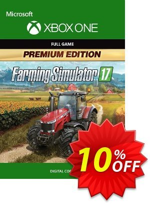 Farming Simulator 2017 Premium Edition Xbox One discount coupon Farming Simulator 2017 Premium Edition Xbox One Deal - Farming Simulator 2017 Premium Edition Xbox One Exclusive Easter Sale offer for iVoicesoft