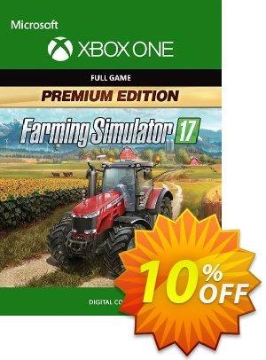 Farming Simulator 2017 Premium Edition Xbox One 優惠券,折扣碼 Farming Simulator 2017 Premium Edition Xbox One Deal,促銷代碼: Farming Simulator 2017 Premium Edition Xbox One Exclusive Easter Sale offer for iVoicesoft