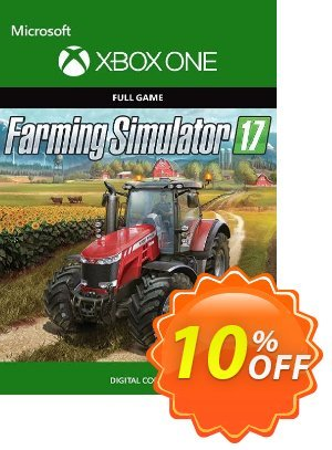 Farming Simulator 2017 Xbox One discount coupon Farming Simulator 2017 Xbox One Deal - Farming Simulator 2017 Xbox One Exclusive Easter Sale offer for iVoicesoft