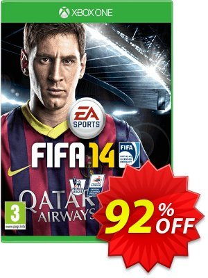 FIFA 14 Xbox One - Digital Code discount coupon FIFA 14 Xbox One - Digital Code Deal - FIFA 14 Xbox One - Digital Code Exclusive Easter Sale offer for iVoicesoft