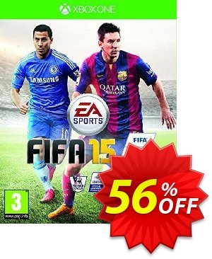 FIFA 15 Xbox One - Digital Code 優惠券,折扣碼 FIFA 15 Xbox One - Digital Code Deal,促銷代碼: FIFA 15 Xbox One - Digital Code Exclusive Easter Sale offer for iVoicesoft