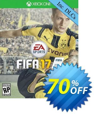 FIFA 17 + DLC Xbox One discount coupon FIFA 17 + DLC Xbox One Deal - FIFA 17 + DLC Xbox One Exclusive Easter Sale offer for iVoicesoft