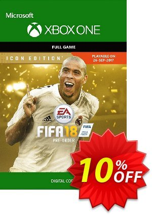 FIFA 18 ICON Edition (Xbox One) discount coupon FIFA 18 ICON Edition (Xbox One) Deal - FIFA 18 ICON Edition (Xbox One) Exclusive Easter Sale offer for iVoicesoft