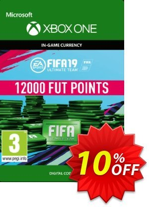 Fifa 19 - 12000 FUT Points (Xbox One) 優惠券,折扣碼 Fifa 19 - 12000 FUT Points (Xbox One) Deal,促銷代碼: Fifa 19 - 12000 FUT Points (Xbox One) Exclusive Easter Sale offer for iVoicesoft