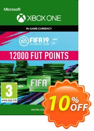 Fifa 19 - 12000 FUT Points (Xbox One) discount coupon Fifa 19 - 12000 FUT Points (Xbox One) Deal - Fifa 19 - 12000 FUT Points (Xbox One) Exclusive Easter Sale offer for iVoicesoft
