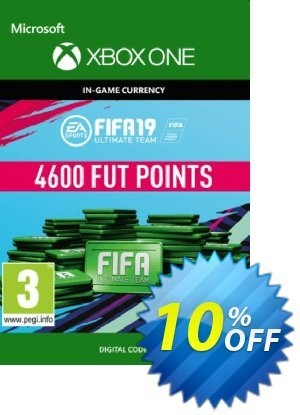 Fifa 19 - 4600 FUT Points (Xbox One) discount coupon Fifa 19 - 4600 FUT Points (Xbox One) Deal - Fifa 19 - 4600 FUT Points (Xbox One) Exclusive Easter Sale offer for iVoicesoft