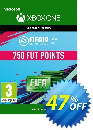 Fifa 19 - 750 FUT Points (Xbox One) discount coupon Fifa 19 - 750 FUT Points (Xbox One) Deal - Fifa 19 - 750 FUT Points (Xbox One) Exclusive Easter Sale offer for iVoicesoft