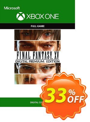 Final Fantasy XV 15 Premium Edition Xbox One discount coupon Final Fantasy XV 15 Premium Edition Xbox One Deal - Final Fantasy XV 15 Premium Edition Xbox One Exclusive Easter Sale offer for iVoicesoft