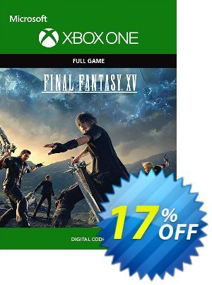 Final Fantasy XV 15 Standard Edition Xbox One discount coupon Final Fantasy XV 15 Standard Edition Xbox One Deal - Final Fantasy XV 15 Standard Edition Xbox One Exclusive Easter Sale offer for iVoicesoft