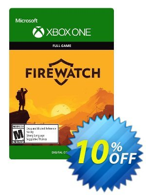 Firewatch Xbox One 프로모션 코드 Firewatch Xbox One Deal 프로모션: Firewatch Xbox One Exclusive Easter Sale offer for iVoicesoft