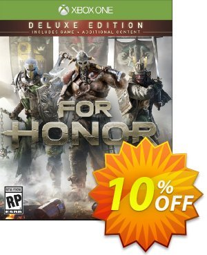 For Honor Deluxe Edition Xbox One 優惠券,折扣碼 For Honor Deluxe Edition Xbox One Deal,促銷代碼: For Honor Deluxe Edition Xbox One Exclusive Easter Sale offer for iVoicesoft