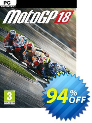 MotoGP 18 PC discount coupon MotoGP 18 PC Deal - MotoGP 18 PC Exclusive offer for iVoicesoft