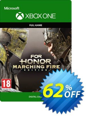 For Honor: Marching Fire Edition Xbox One 優惠券,折扣碼 For Honor: Marching Fire Edition Xbox One Deal,促銷代碼: For Honor: Marching Fire Edition Xbox One Exclusive Easter Sale offer for iVoicesoft
