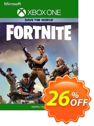Fortnite: Save the World Standard Founders Pack Xbox One 프로모션 코드 Fortnite: Save the World Standard Founders Pack Xbox One Deal 프로모션: Fortnite: Save the World Standard Founders Pack Xbox One Exclusive Easter Sale offer for iVoicesoft