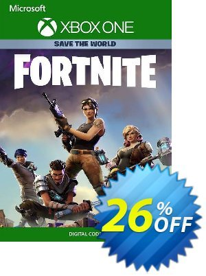 Fortnite: Save the World Standard Founders Pack Xbox One discount coupon Fortnite: Save the World Standard Founders Pack Xbox One Deal - Fortnite: Save the World Standard Founders Pack Xbox One Exclusive Easter Sale offer for iVoicesoft