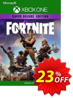 Fortnite - Super Deluxe Founders Pack Xbox One discount coupon Fortnite - Super Deluxe Founders Pack Xbox One Deal - Fortnite - Super Deluxe Founders Pack Xbox One Exclusive Easter Sale offer for iVoicesoft