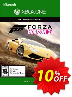 Forza Horizon 2 - 10th Anniversary Edition Xbox One discount coupon Forza Horizon 2 - 10th Anniversary Edition Xbox One Deal - Forza Horizon 2 - 10th Anniversary Edition Xbox One Exclusive Easter Sale offer for iVoicesoft