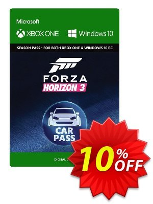 Forza Horizon 3 Car Pass Xbox One/PC discount coupon Forza Horizon 3 Car Pass Xbox One/PC Deal - Forza Horizon 3 Car Pass Xbox One/PC Exclusive Easter Sale offer for iVoicesoft