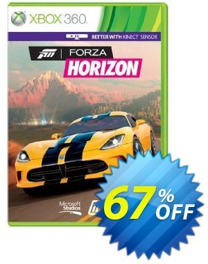 Forza Horizon Xbox 360 - Digital Code 프로모션 코드 Forza Horizon Xbox 360 - Digital Code Deal 프로모션: Forza Horizon Xbox 360 - Digital Code Exclusive Easter Sale offer for iVoicesoft