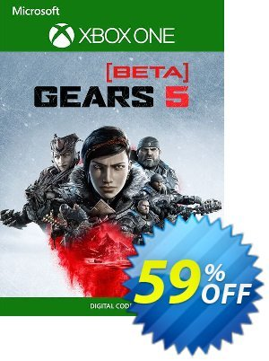 Gears 5 Beta Xbox One 優惠券,折扣碼 Gears 5 Beta Xbox One Deal,促銷代碼: Gears 5 Beta Xbox One Exclusive Easter Sale offer for iVoicesoft