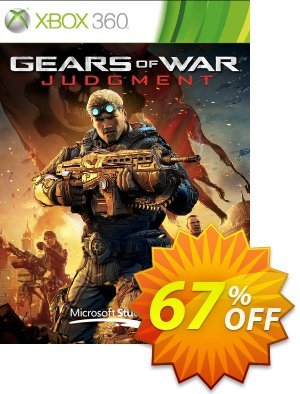 Gears of War Judgement Xbox 360 discount coupon Gears of War Judgement Xbox 360 Deal - Gears of War Judgement Xbox 360 Exclusive Easter Sale offer for iVoicesoft