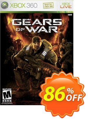 Gears of War Xbox 360 discount coupon Gears of War Xbox 360 Deal - Gears of War Xbox 360 Exclusive Easter Sale offer for iVoicesoft