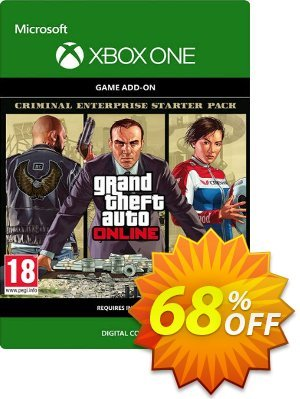 Grand Theft Auto (GTA V) Criminal Enterprise Starter Pack DLC Xbox One discount coupon Grand Theft Auto (GTA V) Criminal Enterprise Starter Pack DLC Xbox One Deal - Grand Theft Auto (GTA V) Criminal Enterprise Starter Pack DLC Xbox One Exclusive Easter Sale offer for iVoicesoft