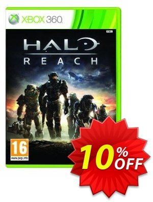 Halo: Reach Xbox 360 - Digital Code 優惠券,折扣碼 Halo: Reach Xbox 360 - Digital Code Deal,促銷代碼: Halo: Reach Xbox 360 - Digital Code Exclusive Easter Sale offer for iVoicesoft