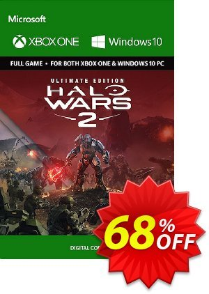 Halo Wars 2 Ultimate Edition Xbox One/PC discount coupon Halo Wars 2 Ultimate Edition Xbox One/PC Deal - Halo Wars 2 Ultimate Edition Xbox One/PC Exclusive Easter Sale offer for iVoicesoft