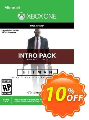 Hitman - Intro Pack Xbox One - Digital Code discount coupon Hitman - Intro Pack Xbox One - Digital Code Deal - Hitman - Intro Pack Xbox One - Digital Code Exclusive Easter Sale offer for iVoicesoft