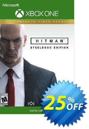 Hitman The Complete First Season - Xbox One discount coupon Hitman The Complete First Season - Xbox One Deal - Hitman The Complete First Season - Xbox One Exclusive Easter Sale offer for iVoicesoft