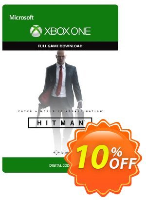 Hitman The Full Experience Xbox One - Digital Code discount coupon Hitman The Full Experience Xbox One - Digital Code Deal - Hitman The Full Experience Xbox One - Digital Code Exclusive Easter Sale offer for iVoicesoft