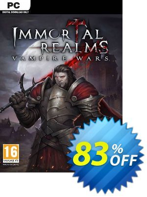 Immortal Realms: Vampire Wars PC (WW) discount coupon Immortal Realms: Vampire Wars PC (WW) Deal - Immortal Realms: Vampire Wars PC (WW) Exclusive Easter Sale offer for iVoicesoft