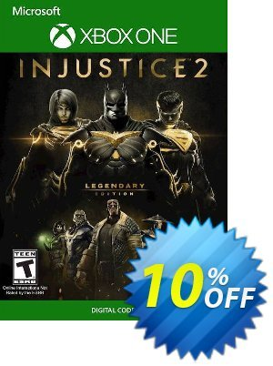 Injustice 2: Legendary Edition Xbox One discount coupon Injustice 2: Legendary Edition Xbox One Deal - Injustice 2: Legendary Edition Xbox One Exclusive Easter Sale offer for iVoicesoft